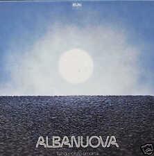 ALBA NUOVA xian LP prog rock psych folk pop 1979 Italy SEALED Sigillato