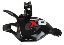 SRAM X0 X.0 2x10 Mountain Bike MTB Trigger Shifter Rear - Black/Red