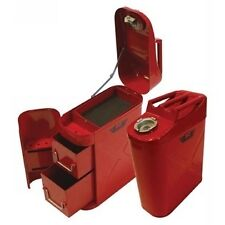 Rampage Trail Can Utility Tool Box 86619 Red