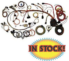 American Autowire Complete Wiring Kit for 1970 71 72 & 73 Camaro 510034