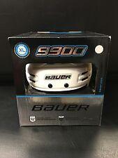 Bauer 9900 Hockey Helmet - White / White - X-Large