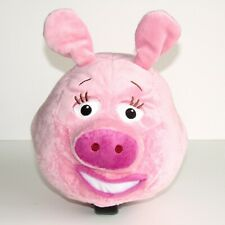 "Disney Store Jungle Junction Zooter Pig 7"" Plush Soft Toy"