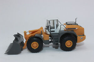 Herpa 148122-001 Liebherr L580 Radlader 1:87 H0 New Original Packaging