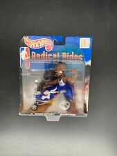 1998 MATTEL- HOT WHEELS RADICAL RIDES #1 Penny Hardaway Anfernee MAGIC * NBA New