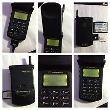 CELLULARE MOTOROLA STARTAC 130 GSM SMALL USIM  UNLOCKED SIM FREE DEBLOQUE