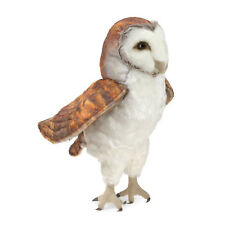 Folkmanis High Quality Puppets Play Pretend Fun Animal Puppets (Barn Owl)