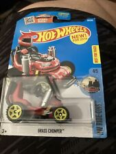 GRASS CHOMPER Hot Wheels Best For Track HW RIDE-ONS 4/5