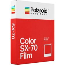 Polaroid Originals Sx70 Instant Colour Film - Version