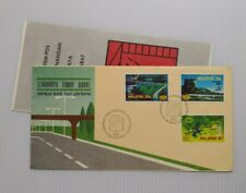 MALAYSIA FDC 1983 - OPENING OF EAST WEST HIGHWAY