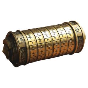 Da Vinci Code Mini Cryptex, Interesting Creative Romantic Birthday Gifts