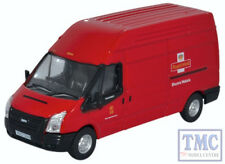76FT024 Oxford Diecast 1:76 Scale OO Gauge Ford Transit LWB High Royal Mail
