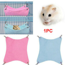 Soft Pet Warm Hamster Hanging House Cage Animal Hamster Rat Hammock Toys