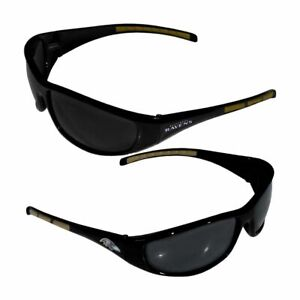 Baltimore Ravens NFL Wrap Sunglasses UV 400 Protection
