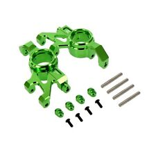 Traxxas X-Maxx Alloy Steering Block, Green by Atomik RC Replaces TRX 7737