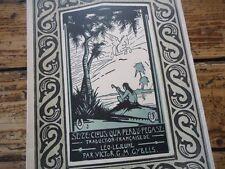 RARETE SEIZE CLOUS QU' A PERDU PEGASE VICTOR GYBELS HENDRICKX  1926 SLEBYG