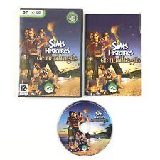 Jeu Les Sims Histoires De Naufragés Sur PC
