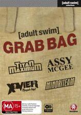 Adult Swim - Grab Bag Collection (DVD, 2012, 7-Disc Set) New & Sealed
