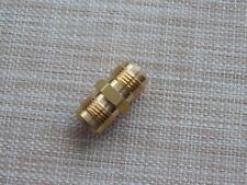 1x Adapter Verbinder gerade SAE 1/2 KFZ KLIMAANLAGEN Service