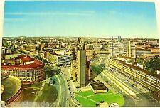 Gedächtnis Kirche vom Europa Center Berlin Ansichtskarte 50er 60er Jahre 04 å *