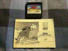 Cool Spot ** ** solo Cartucho & Manual De Instrucciones Para Sega Game Gear Pal