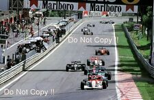 Mika obligaba McLaren MP4/9 belga Grand Prix 1994 fotografía 1
