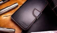 Akira Handmade leather phone Case Samsung Galaxy Alpha glass film