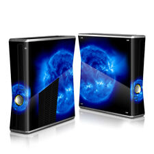 Xbox 360 S Console Skin - Blue Giant - DecalGirl Decal