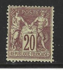 FRANCE SCOTT #098