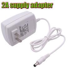 AC 110V-220V POWER SUPPLY ADAPTER CHARGER FOR Mirror LED Strip Light Lamp 12V