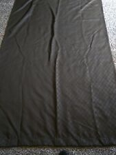 Blackout curtains 2 panels Brown Geometric