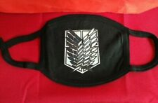 Attack on Titan Anime Safety Face Mask Mouth-muffle! Protection! UK!