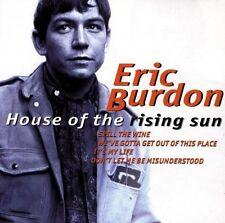 Eric Burdon House of the rising sun (compilation, 19 tracks, 1998, digita.. [CD]