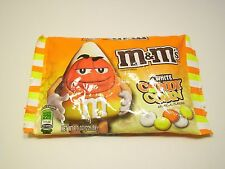 M&Ms White Candy Corn Chocolate M&M Candies 8oz Fall Halloween Free Shipping!