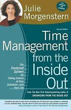 Time Management from the Inside Out, Second Edition: The Foolproof System for Ta