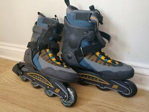 Mens K2 Carbon Rollerblades Size 9.5 UK