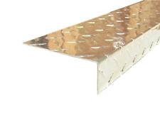 Aluminum Diamond Plate Angle 062 X 15 X 45 X 48 In 3003 Uaac