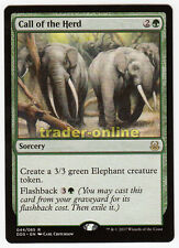 Call of the Herd (Ruf der Herde) Mind vs. Might Magic