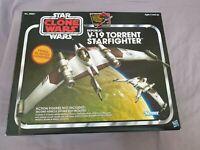 Star Wars The Clone Wars Republic V-19 Torrent Starfighter Ovp Hasbro Kenner