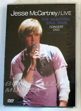 JESSE McCARTNEY - LIVE THE BEAUTIFUL SOUL TOUR - DVD Sigillato