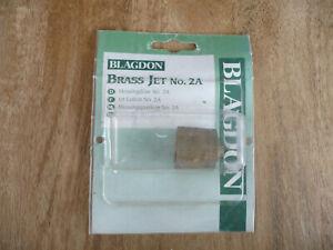 Blagdon Brass Jet No 2A (Garden Straight Pond Sprinkler Water Fountain)