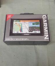 "Garmin Drive LM EX GPS 6"" SCREEN  FREE Lifetime Map  Updates"