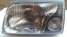 Hyundai Galloper II Frontscheinwerfer Hauptscheinwerfer Scheinwerfer H 4 links