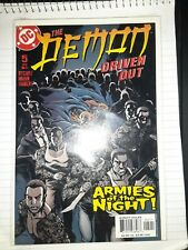 Demon Driven Out #5 (2003 Series, March 2004, DC)