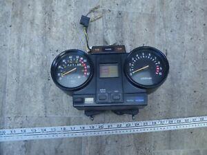 1982 Yamaha XJ1100 XS1100 Maxim Y690-1) speedo tach gauge cluster panel