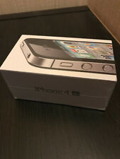 Apple iPhone 4s 16GB Smartphone - Black (Unlocked) Rare New Never Opened Sealed
