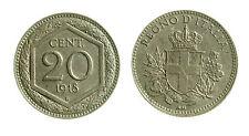 pcc2131_30) Vittorio Emanuele III (1900-1943) - 20 Centesimi Esagono 1918