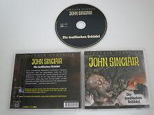 JOHN SINCLAIR CLASSICS/17/DIE TEUFLISCHEN SCHÄDEL(LÜBBE HÖRSPIEL) CD