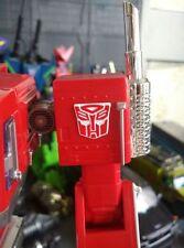 Transformers Metal Autobot Logo for Weijiang MPP10 Optimus Prime IN STOCK