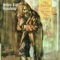JETHRO TULL - Aqualung CD Issue of this Classic 1971 Prog Rock LP