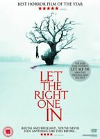, Let the Right One in [DVD], Like New, DVD
